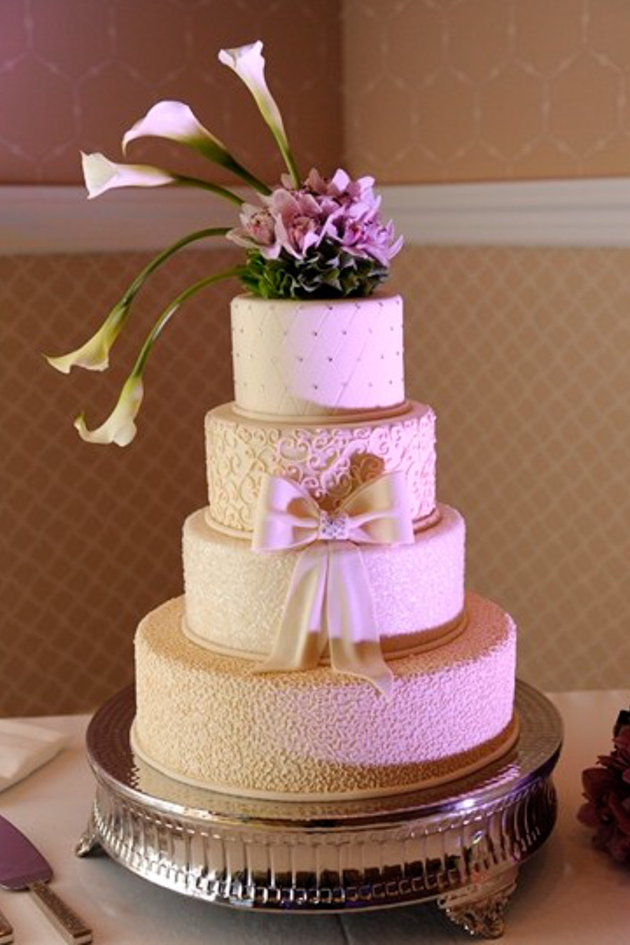 Couture Cakes by Lia | Best Orlando Wedding Cakes